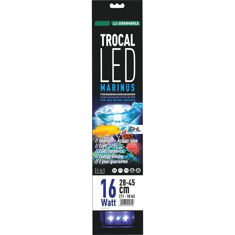 Trocal LED Marinus Aquarienleuchte 30 cm/16 W