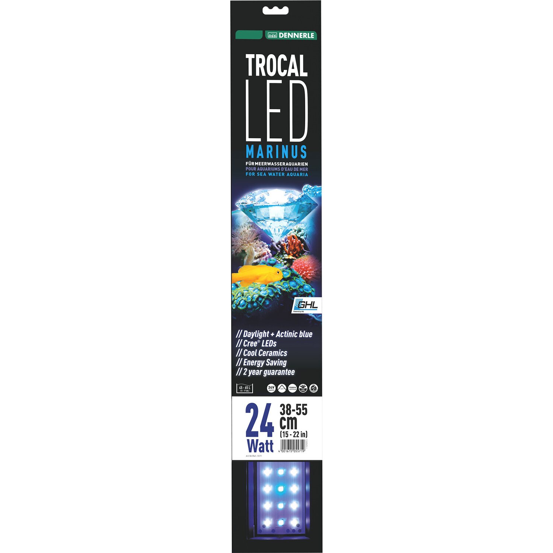 Trocal LED Marinus Aquarienleuchte 40 cm/24 W