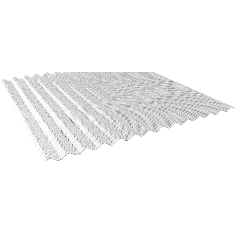 profilplatte acryl sinus wabe 3 mm glashell 2500 mm x 1045 mm kaufen bei obi. Black Bedroom Furniture Sets. Home Design Ideas