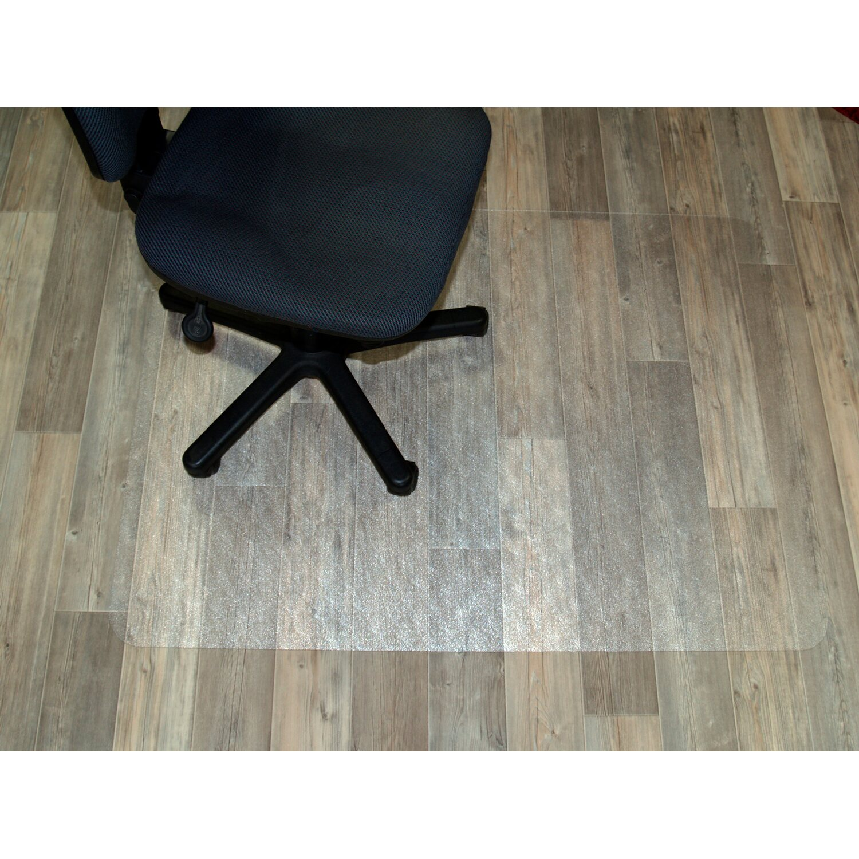 Bodenschutzmatte Ohne Noppen 60 Cm X 80 Cm Transparent Kaufen Bei Obi