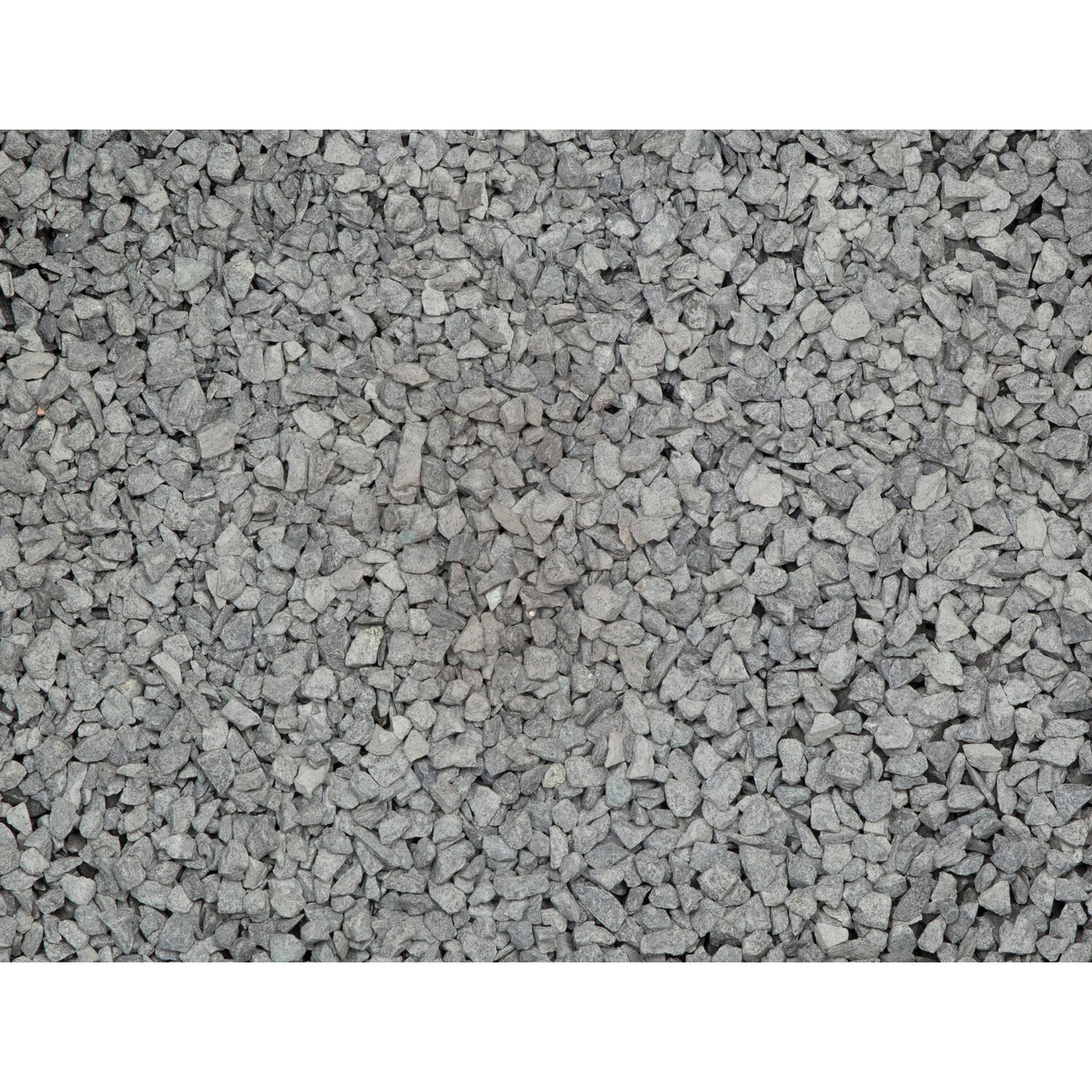 Basalt splitt anthrazit grau 8 mm 12 mm 15 kg sack for Anthrazit kieselsteine