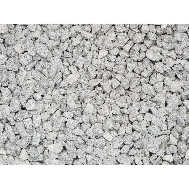granit splitt grau 8 mm 16 mm 15 kg sack kaufen bei obi. Black Bedroom Furniture Sets. Home Design Ideas