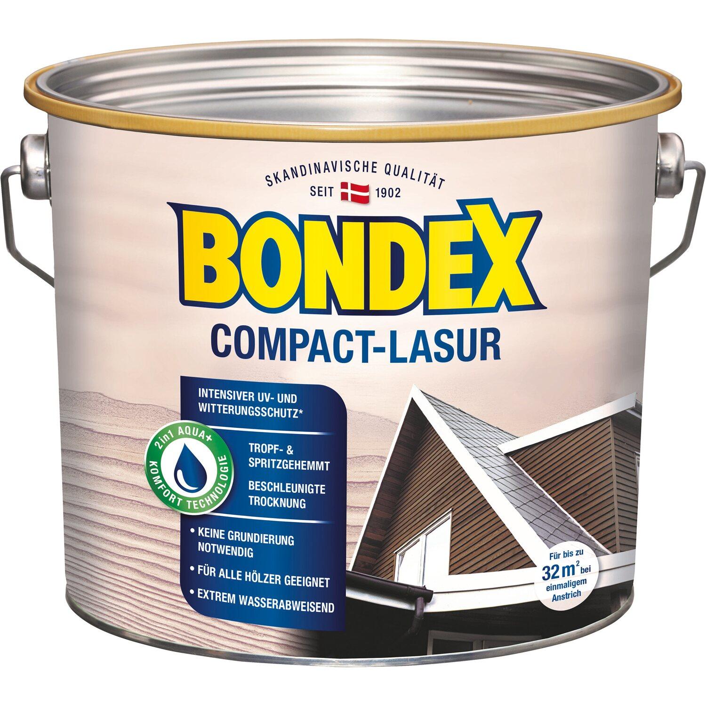 BONDEX Bondex Compact-Lasur Farblos 2,5 l