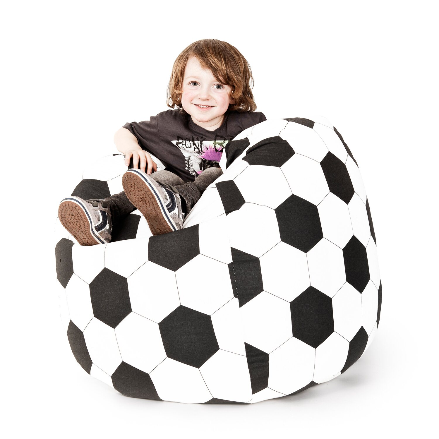 sitting point sitzsack beanbag xl 220 l fussball kaufen. Black Bedroom Furniture Sets. Home Design Ideas
