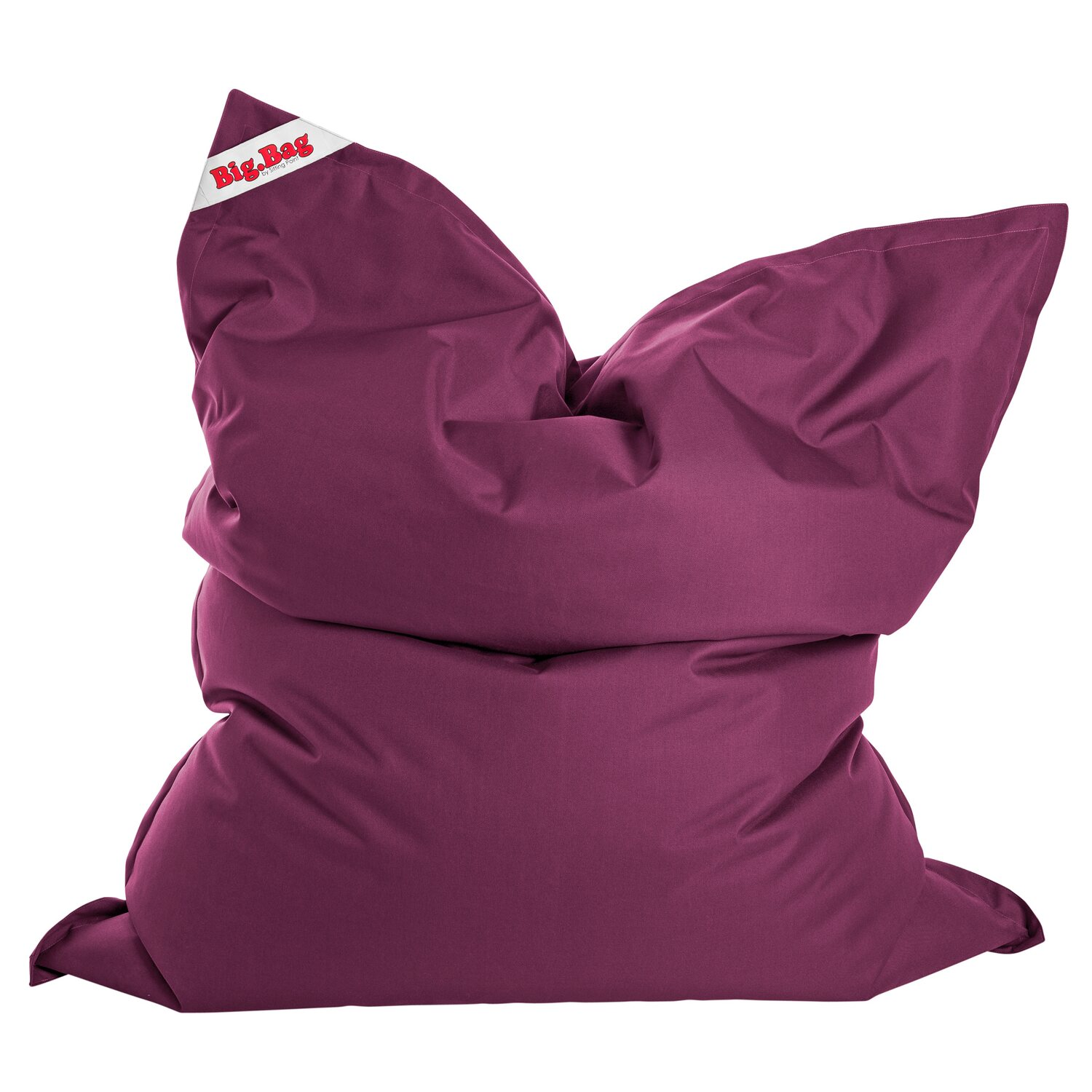 Sitting Point Big Bag Brava 380 l Aubergine