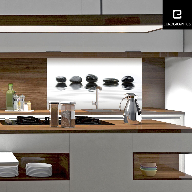 kitchen glas spritzschutz the famous five 50 cm x 90 cm kaufen bei obi. Black Bedroom Furniture Sets. Home Design Ideas