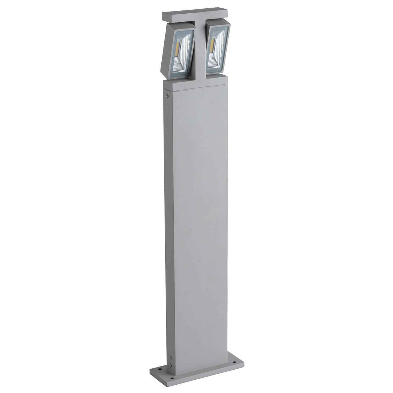 led au enleuchte mercury 2 flammig aluminium eek a a kaufen bei obi. Black Bedroom Furniture Sets. Home Design Ideas