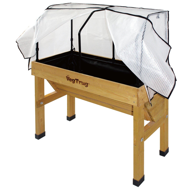 pe gitternetzfolie mit rahmen f r hochbeet wall hugger small kaufen bei obi. Black Bedroom Furniture Sets. Home Design Ideas