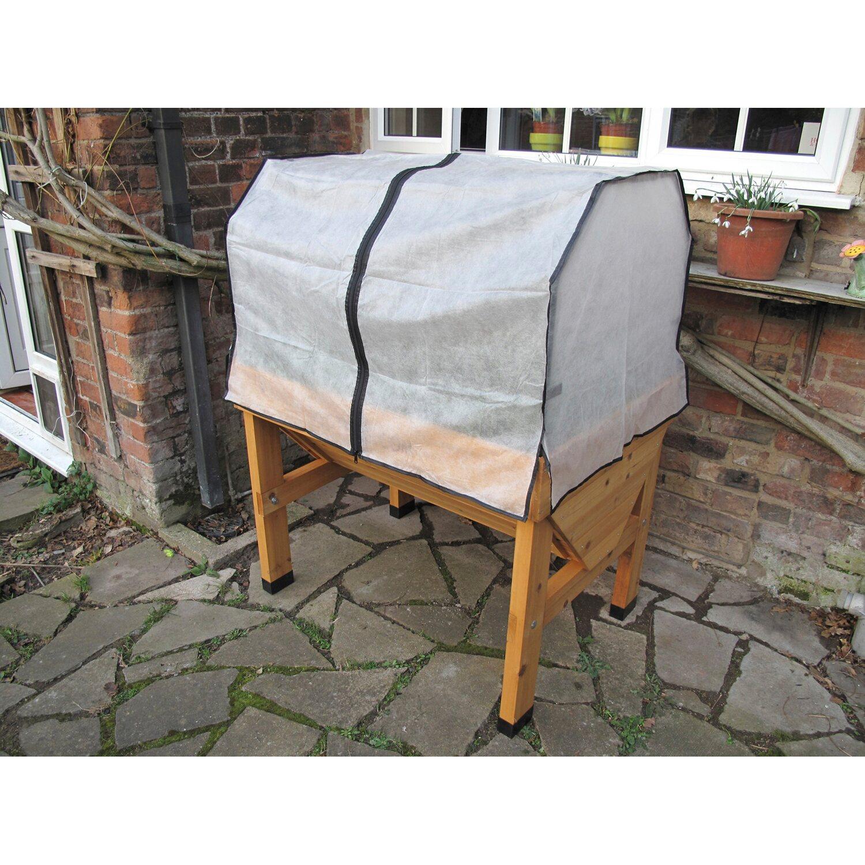 vliesabdeckung small ohne rahmen f r hochbeet kaufen bei obi. Black Bedroom Furniture Sets. Home Design Ideas