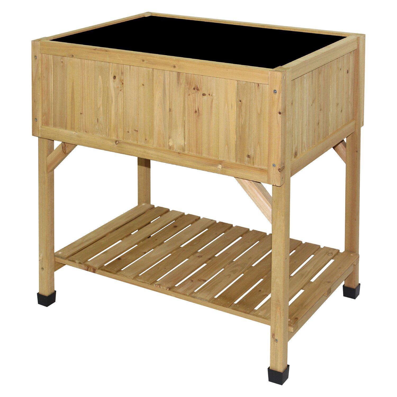 hochbeet 80 cm x 78 cm x 58 cm kaufen bei obi. Black Bedroom Furniture Sets. Home Design Ideas