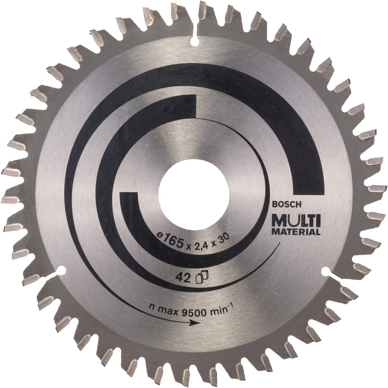 Bosch Kreissägeblatt Pro Multi Material 165 mm x 30 mm Preisvergleich