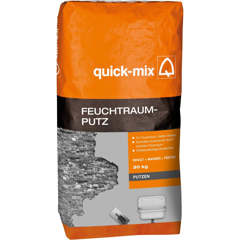 quick-mix feuchtraumputz 30 kg kaufen bei obi