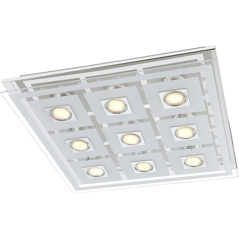 LED-Deckelnleuchte EEK: A++ Zoe 10-flammig