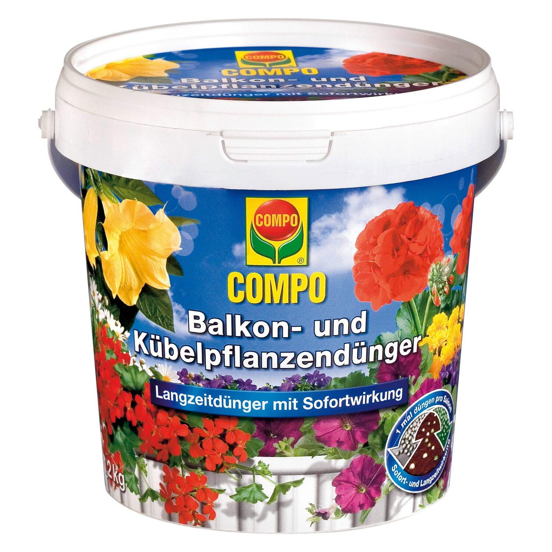 Compo  Balkon- und Kübelpflanzendünger 400 g