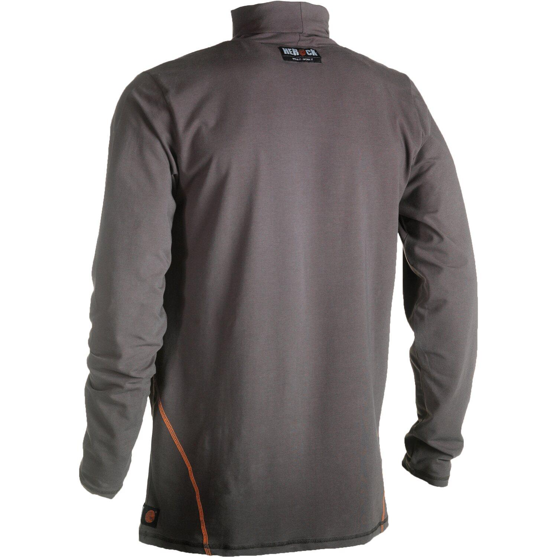 herock rollkragen t shirt lotis lang rmlig grau m kaufen bei obi. Black Bedroom Furniture Sets. Home Design Ideas