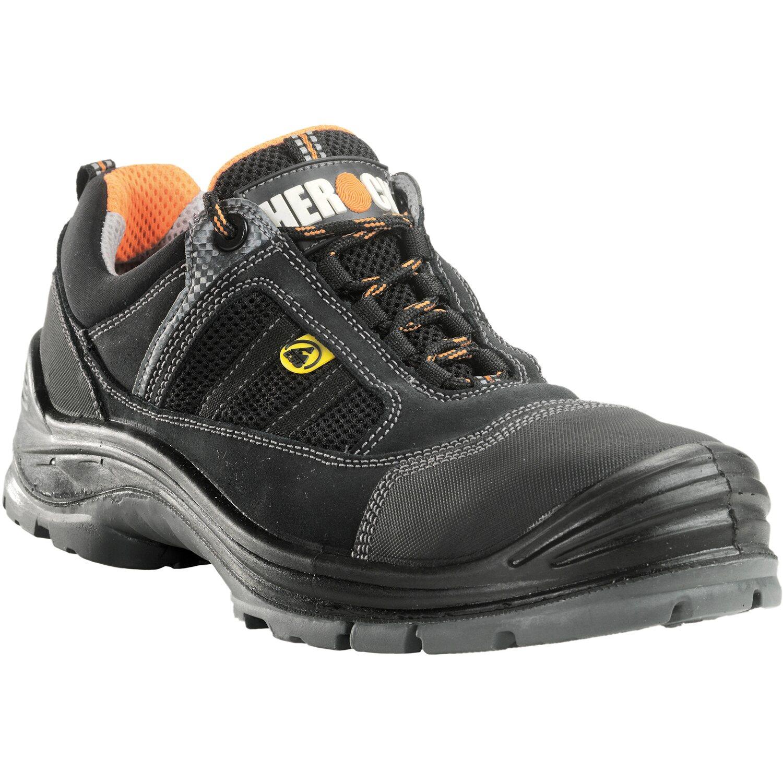 1e3587643a Herock Schuhe Infinity Low Compo S3 Schwarz 44 kaufen bei OBI