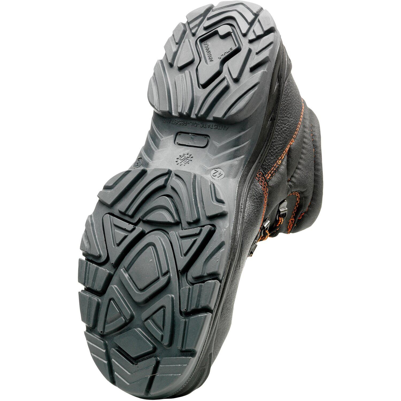 09bc1bcdf9 Herock Schuhe Primus High Compo S3 Schwarz 43 kaufen bei OBI