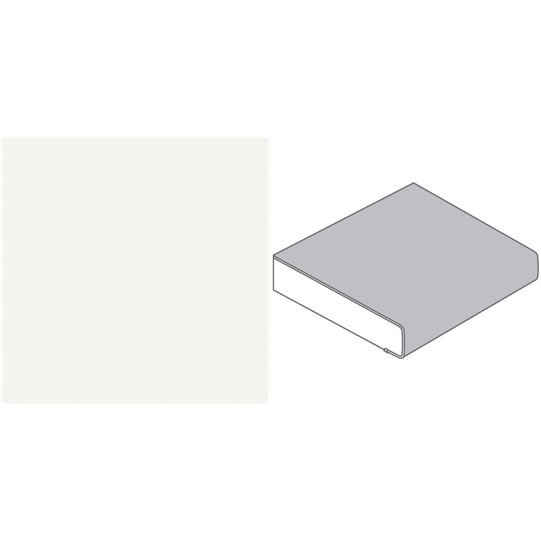 arbeitsplatte 90 x 2 9 cm uni wei a242 c max 2 96 m kaufen bei obi. Black Bedroom Furniture Sets. Home Design Ideas