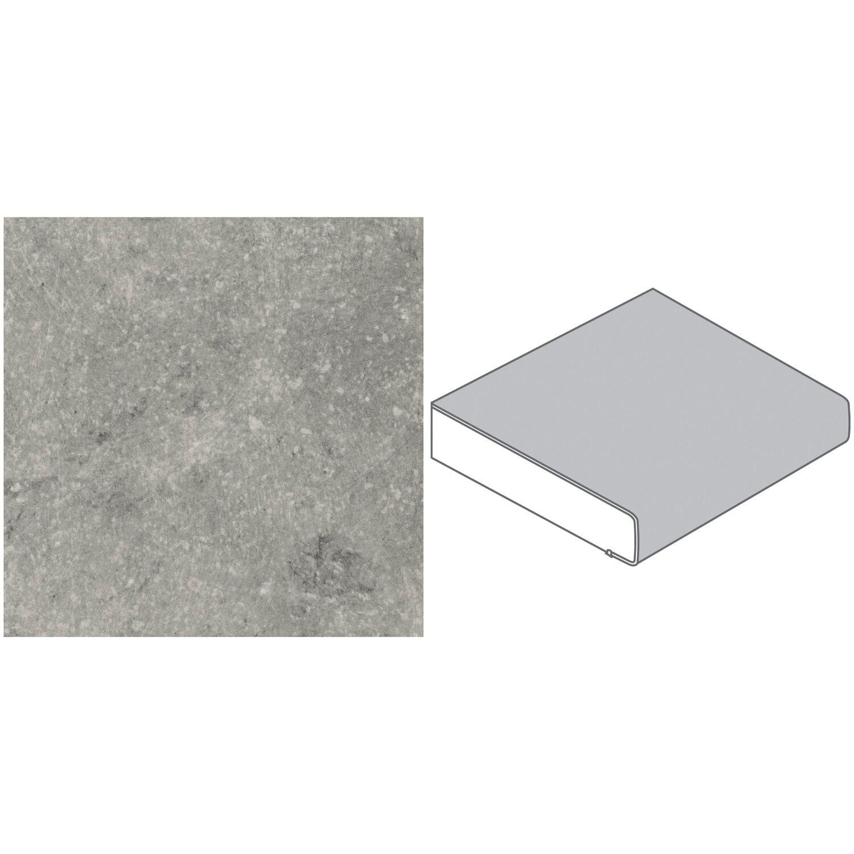 arbeitsplatte 90 x 2 9 cm freestone grau fr418 c max 2 96 m kaufen bei obi. Black Bedroom Furniture Sets. Home Design Ideas