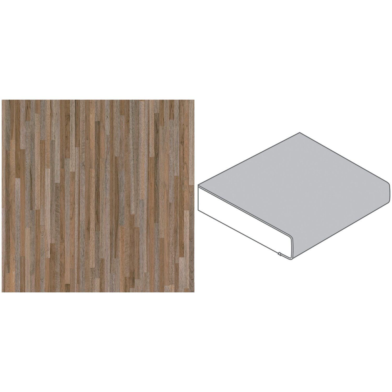 arbeitsplatte 90 x 2 9 cm nussbaum feinstab nu423 pof max 2 96 m kaufen bei obi. Black Bedroom Furniture Sets. Home Design Ideas