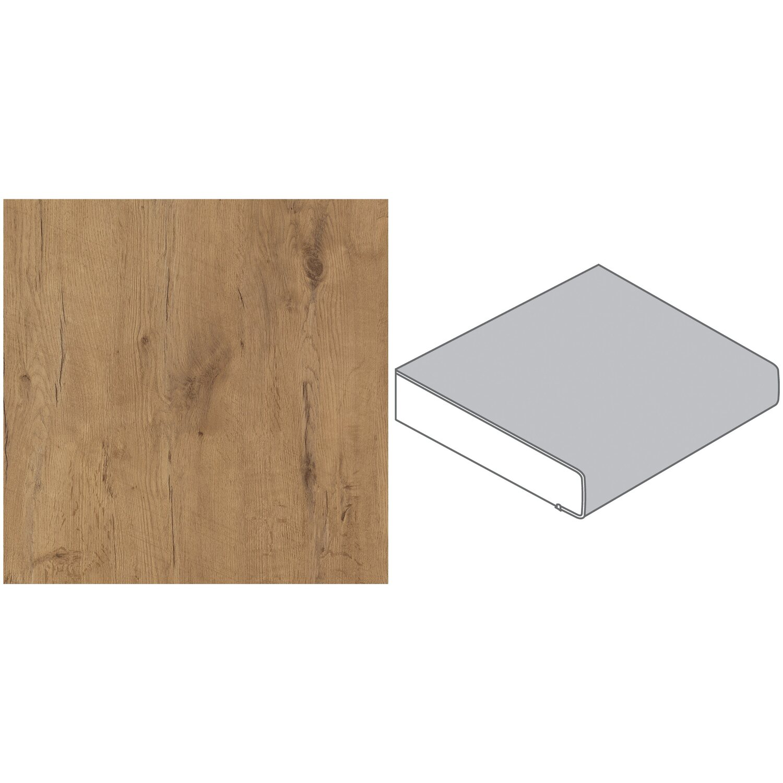 arbeitsplatte 90 x 3 9 cm brauhaus eiche ei335 pod max 4 1 m kaufen bei obi. Black Bedroom Furniture Sets. Home Design Ideas