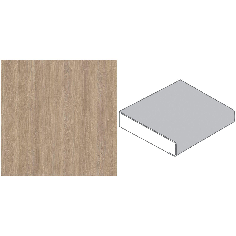 Arbeitsplatte 90 x 39 cm charlet eiche beige ei357 si for Arbeitsplatte 90 cm