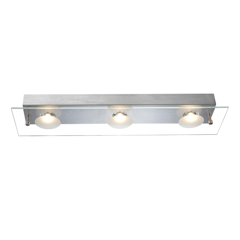 Globo LED-Wandleuchte EEK: A - A++ Berto 3 flg.