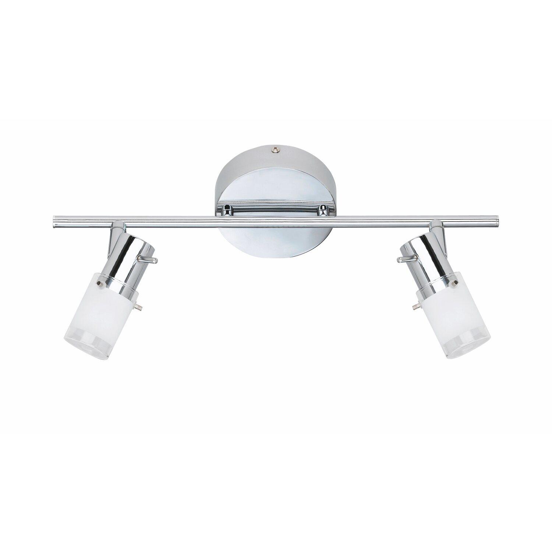 LED-Spot 2er Leander EEK: A