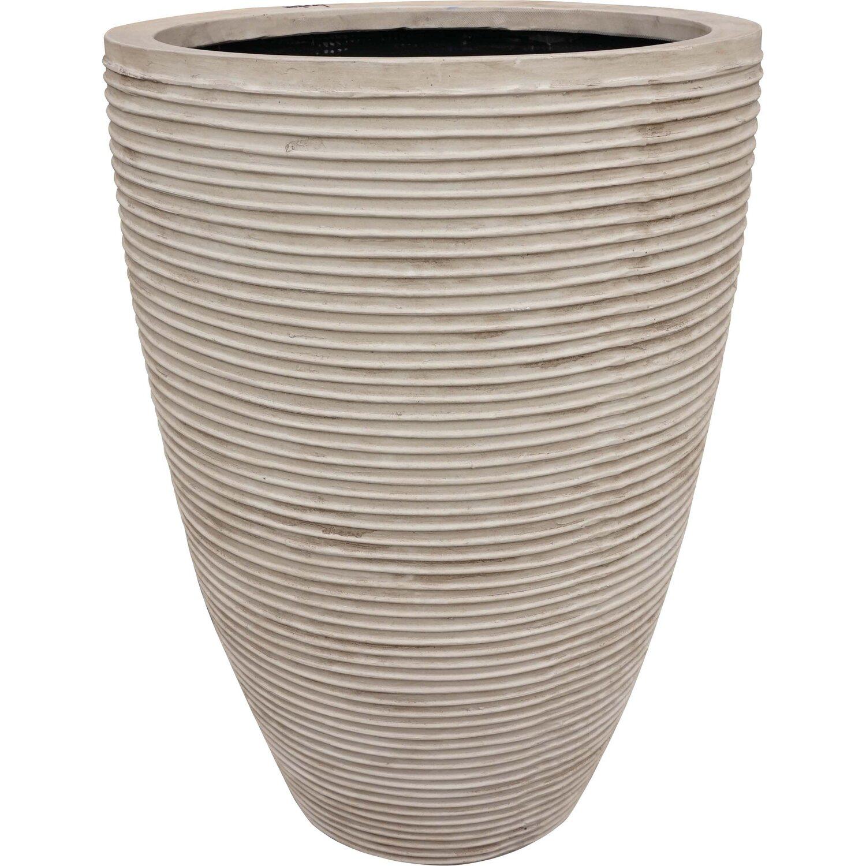 pflanztopf 31 cm x 43 cm sand kaufen bei obi. Black Bedroom Furniture Sets. Home Design Ideas