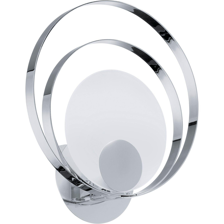 eglo halogen wandleuchte ringo 1 chrom satiniert eek d kaufen bei obi. Black Bedroom Furniture Sets. Home Design Ideas