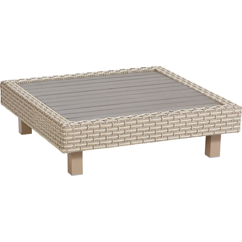 obi aluminium wicker sofa gruppe eton 4 tlg kaufen bei obi. Black Bedroom Furniture Sets. Home Design Ideas