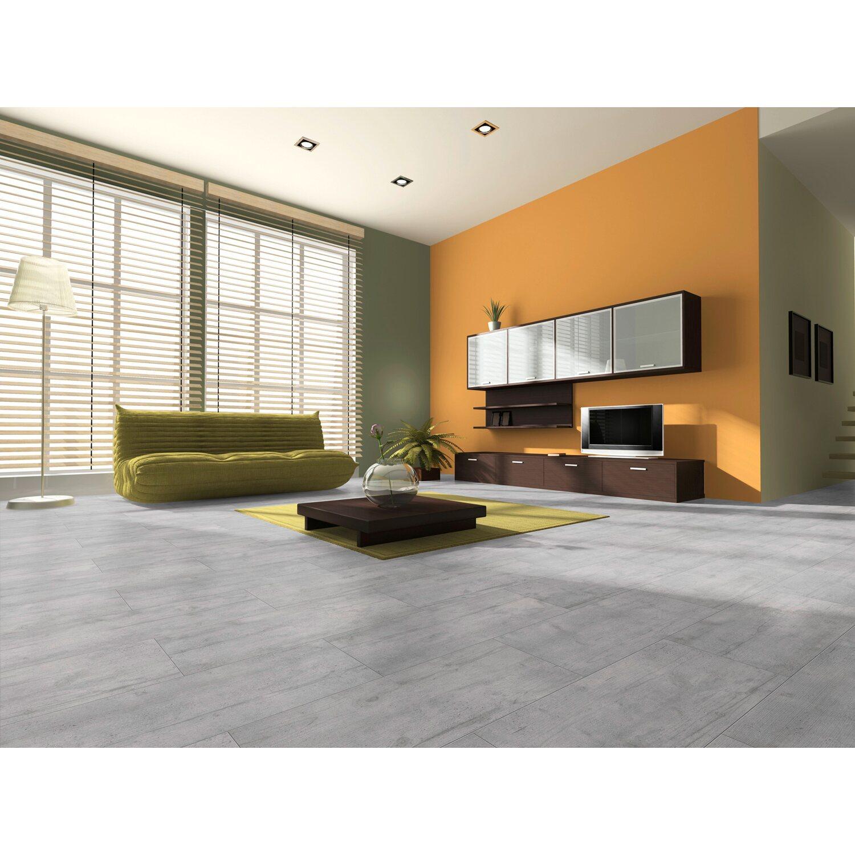 visiogrande laminatboden sichtbeton kaufen bei obi. Black Bedroom Furniture Sets. Home Design Ideas