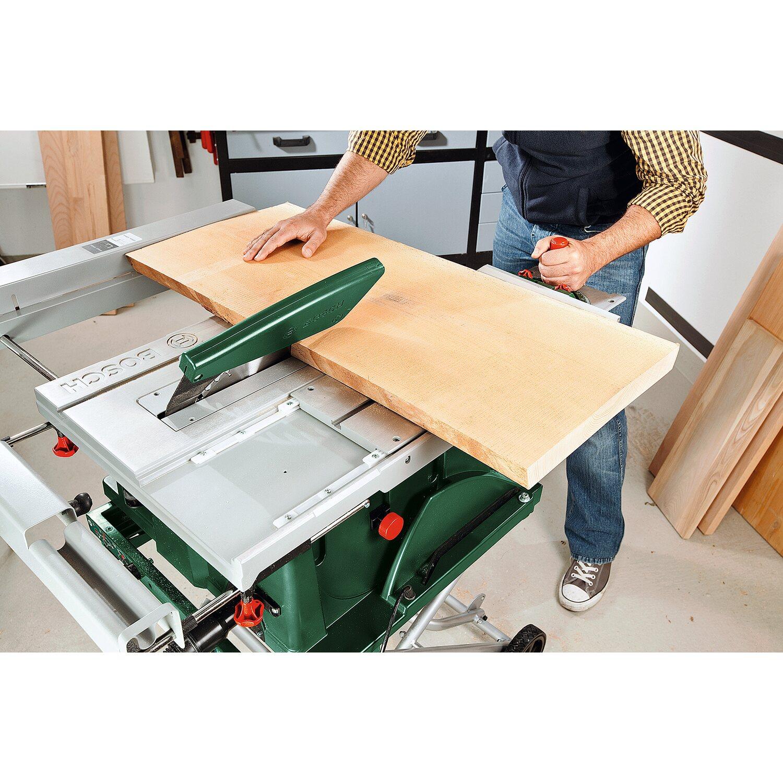 Extrem Bosch Tischkreissäge PTS 10 1400 W kaufen bei OBI VO55
