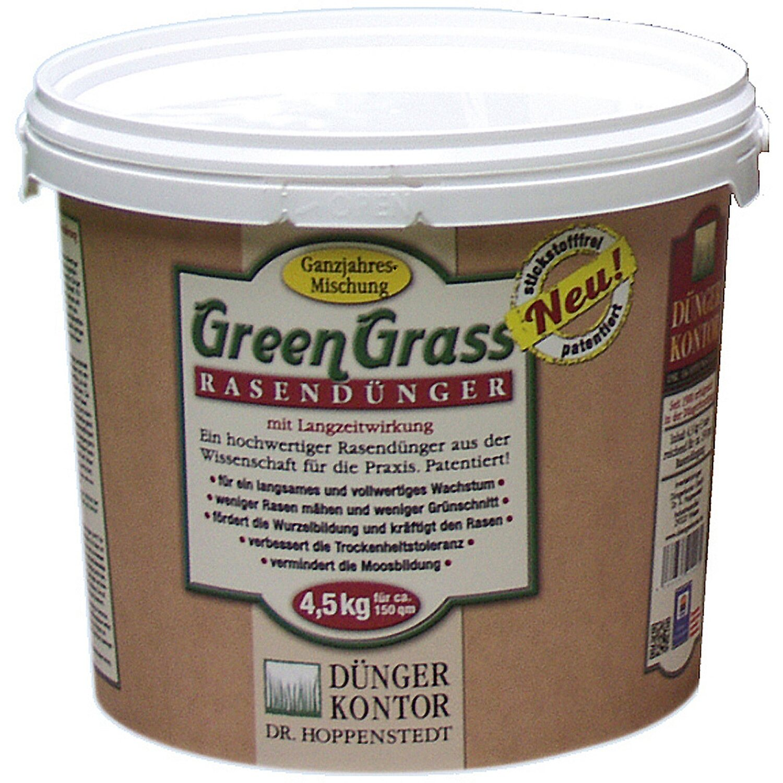 Düngerkontor  Rasendünger GreenGrass 4,5 kg