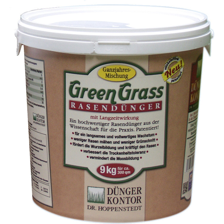 Düngerkontor  Rasendünger GreenGrass 9 kg