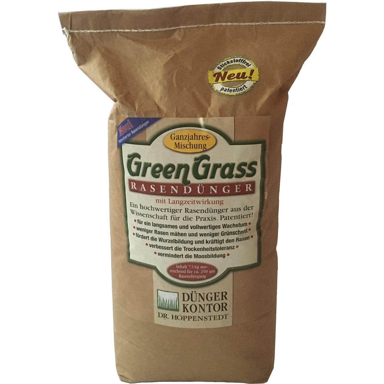 Düngerkontor  Rasendünger GreenGrass 7,5 kg