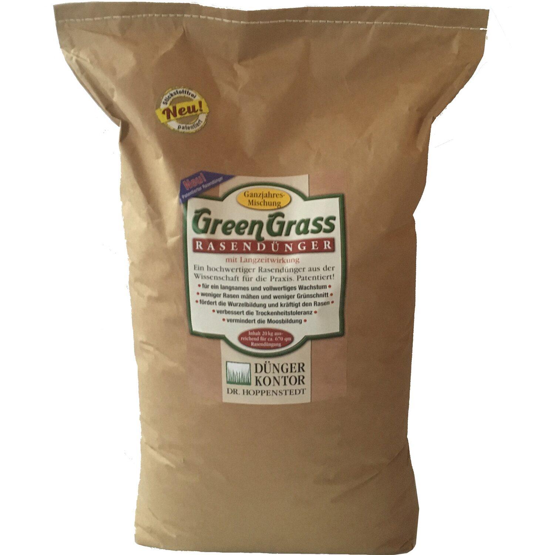 Düngerkontor  Rasendünger GreenGrass 20 kg
