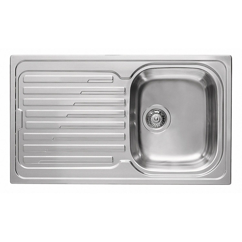 Küchenfreund Einbauspüle ES 401 Edelstahl Poliert | Küche und Esszimmer > Spülen | Küchenfreund