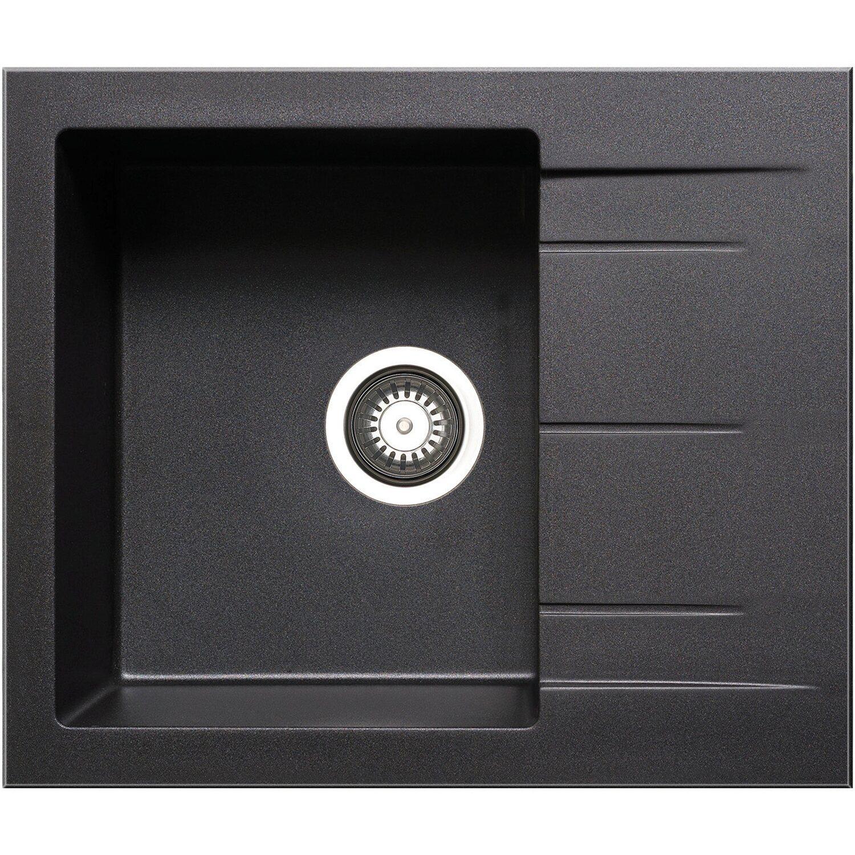 Küchenfreund Einbauspüle GN 102 Granite Carbon | Küche und Esszimmer > Spülen > Einbauspülen | Ab | Küchenfreund