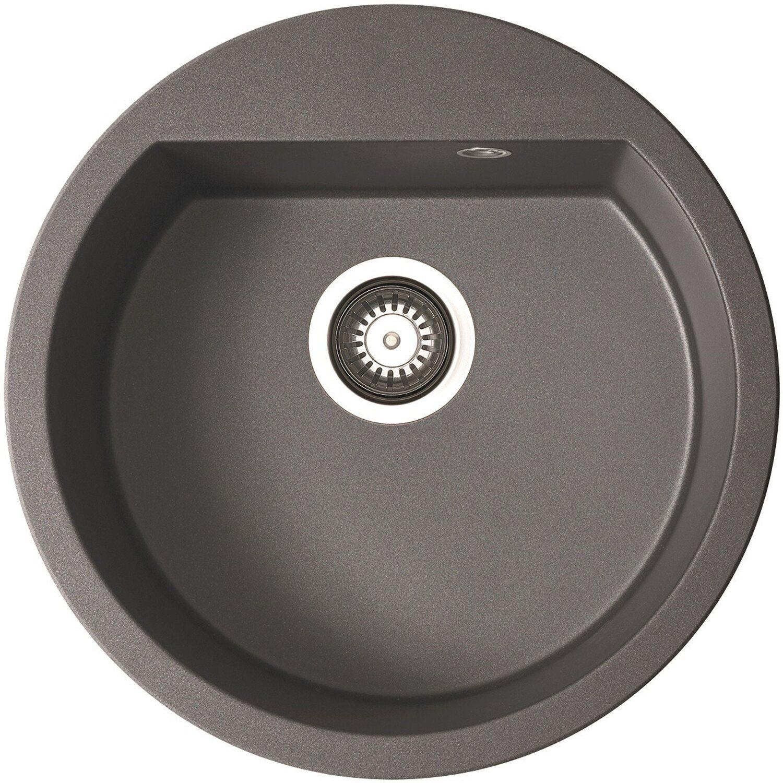 Waschbecken küche granit  Granit Einbauspüle online kaufen bei OBI