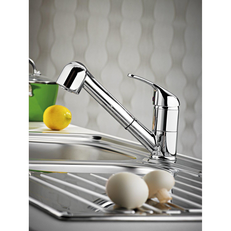 Küchenfreund Küchenarmatur AR 101 Chrom kaufen bei OBI
