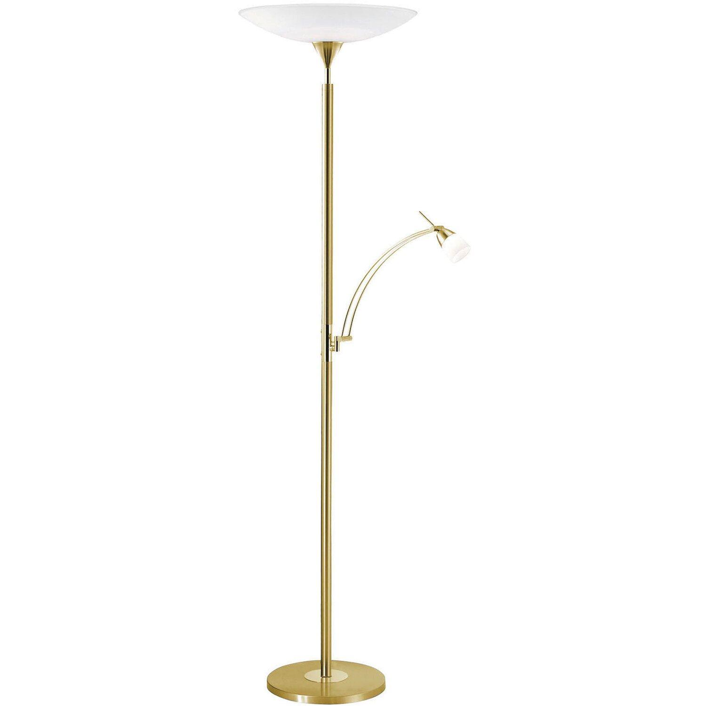 Wunderschön Messing Stehlampe Galerie Von Paul Led-stehleuchte Pearl Matt Eek: A+