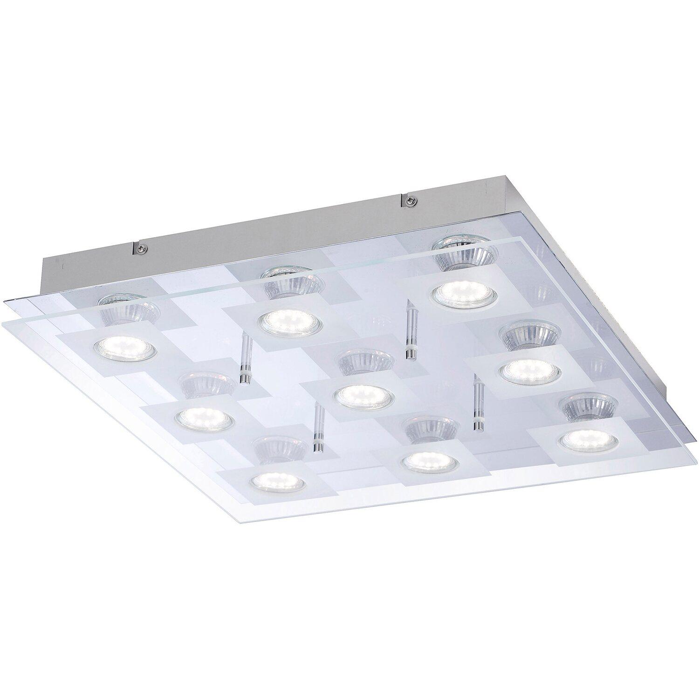 LED-Deckenleuchte EEK: A+ Stefan 9-flammig
