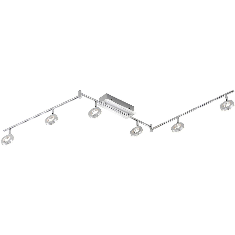 Paul Neuhaus LED-Deckenleuchte EEK: A+ Sileda