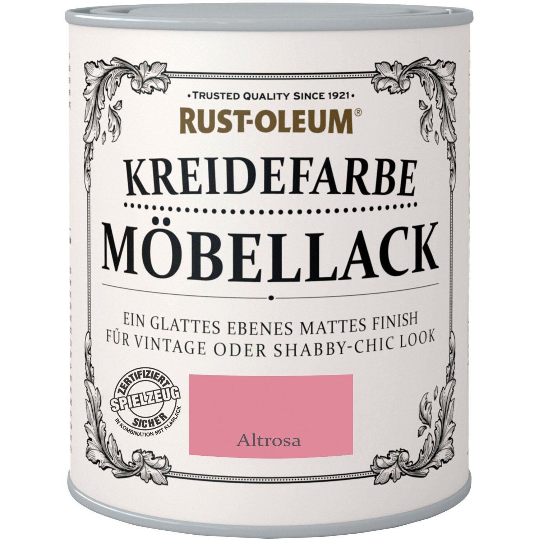 rust oleum m bellack kreidefarbe altrosa matt 750 ml kaufen bei obi. Black Bedroom Furniture Sets. Home Design Ideas