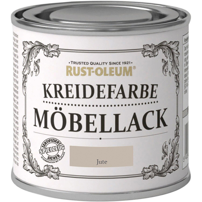 Neu Rust-Oleum Möbellack Kreidefarbe Jute Matt 125 ml kaufen bei OBI WB85