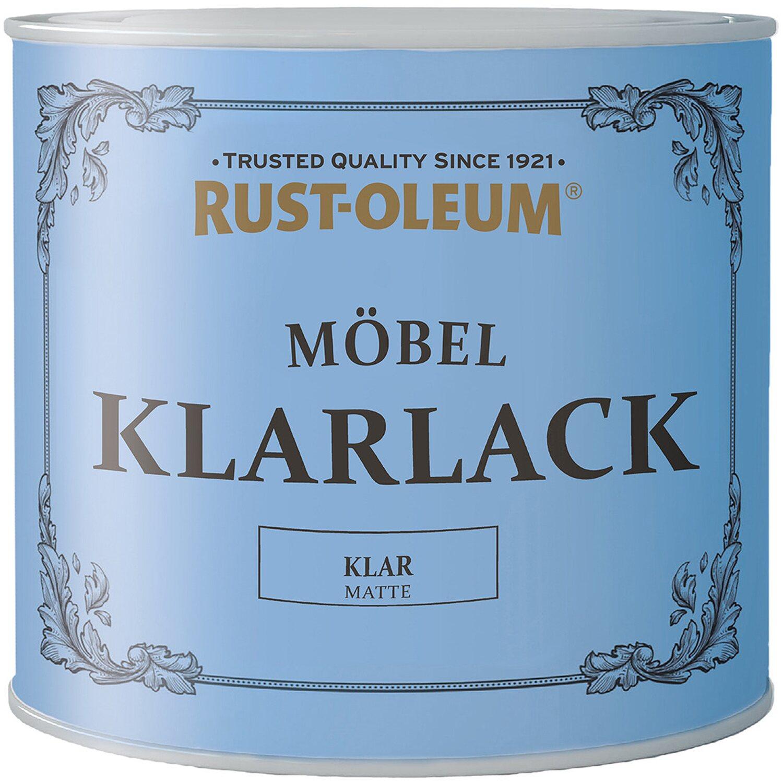 Rust oleum m bel klarlack 125ml kaufen bei obi - Mobel abholen lassen ...