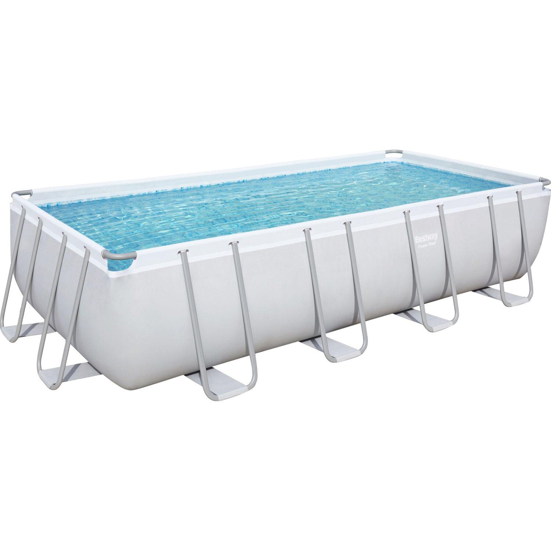 Bestway Stahlrahmen-Pool Set 549 cm x 274 cm x 122 cm kaufen bei OBI