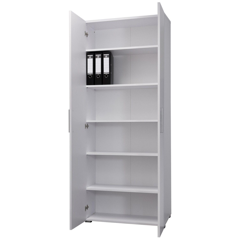 Schrank 200 Weiß/Weiß kaufen bei OBI