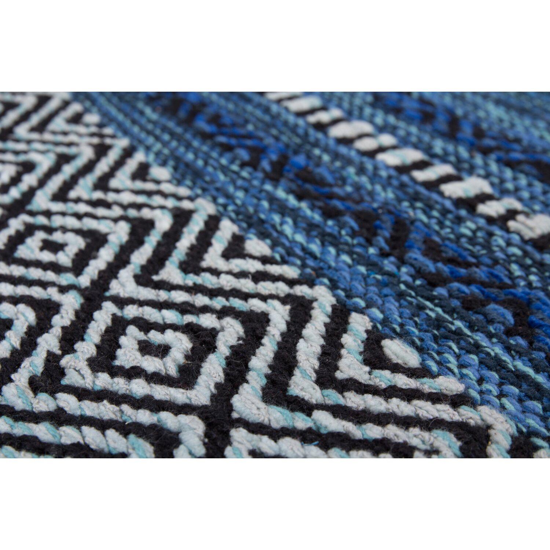 teppich morena 445 blau 200 cm x 290 cm kaufen bei obi. Black Bedroom Furniture Sets. Home Design Ideas